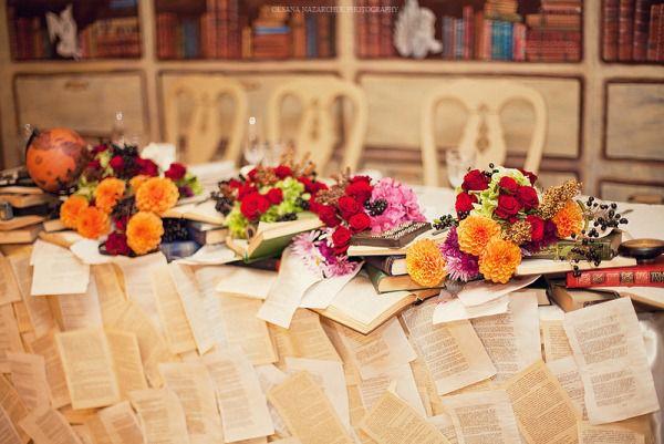 декор свадьбы винтаж