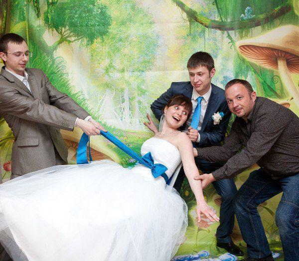 веселые свадебные фотографи