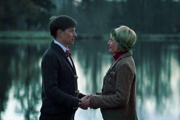 необычная свадьба в ирландском стиле