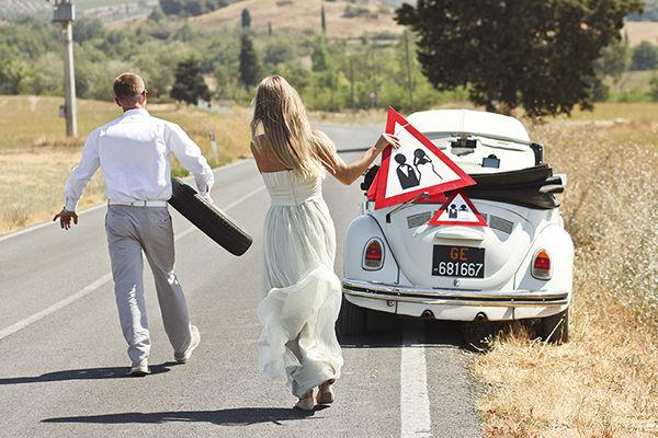 свадебный фотографии италия