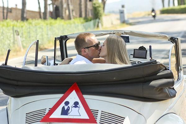 свадебная фотосессия летом Италия