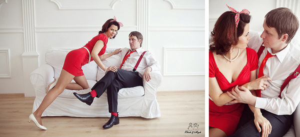 фотосессия влюбленных пар