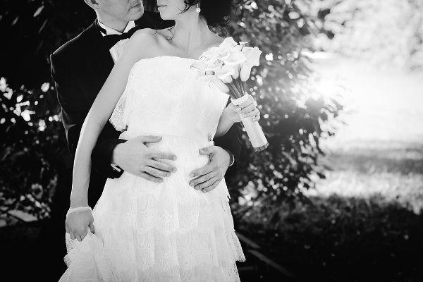 красивые свадебные фотографии летом