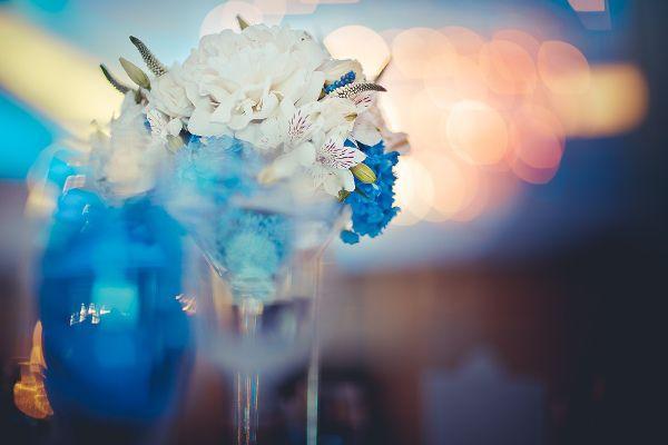 оформление свадьбы цветами