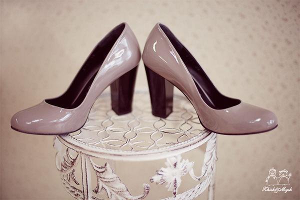 туфли на ретро свадьбу