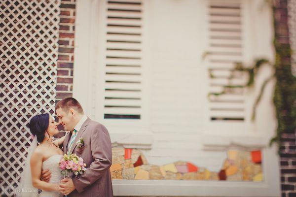свадьба прованс