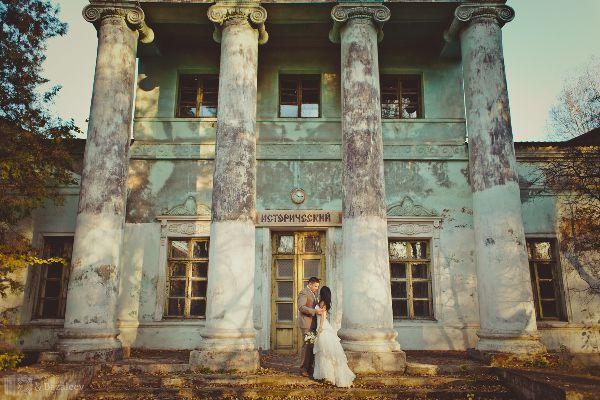 бирюзовая свадьба винтаж