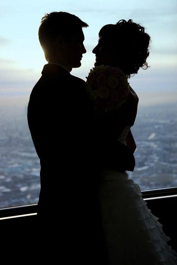 свадьба в телебашне