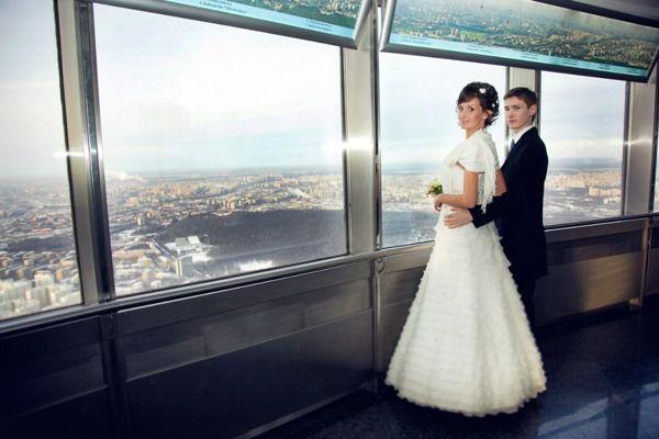 свадьба в останкино