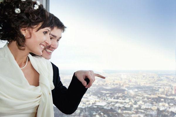 идеи для свадебной фотосессии зимой