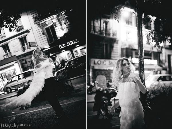 свадьба в Париже фотосессия