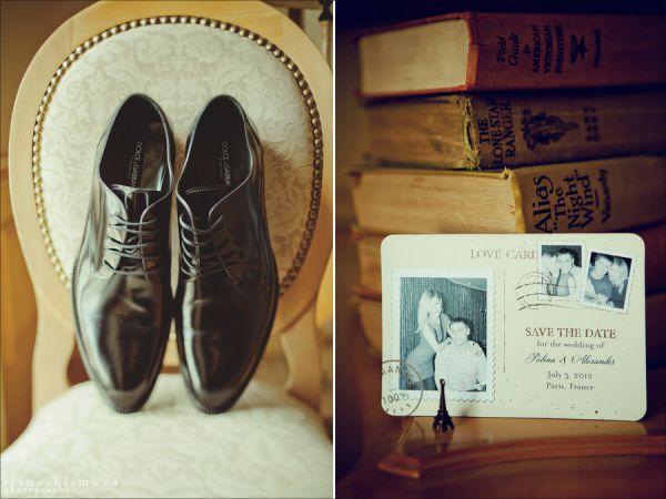 детали свадьбы во французском стиле