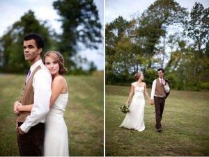 образ невесты и жениха в стиле кино
