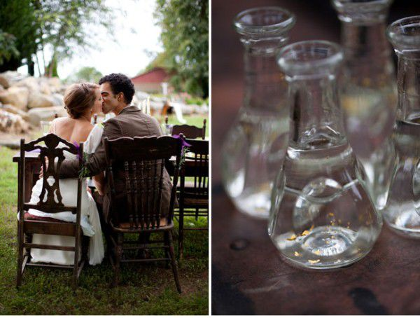 идеи по оформлению свадьбы