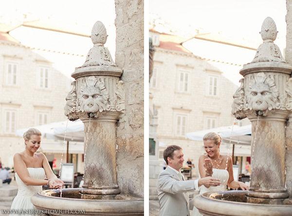 фотосессия для двоих в Дубровнике