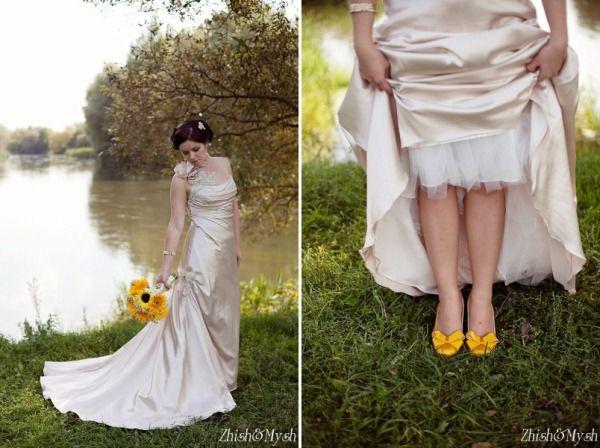 свадебный образ невесты ретро