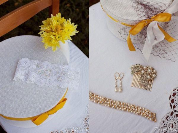 свадебные образ невесты детали