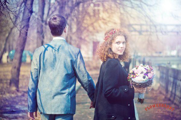 весенняя свадьба на Пасху