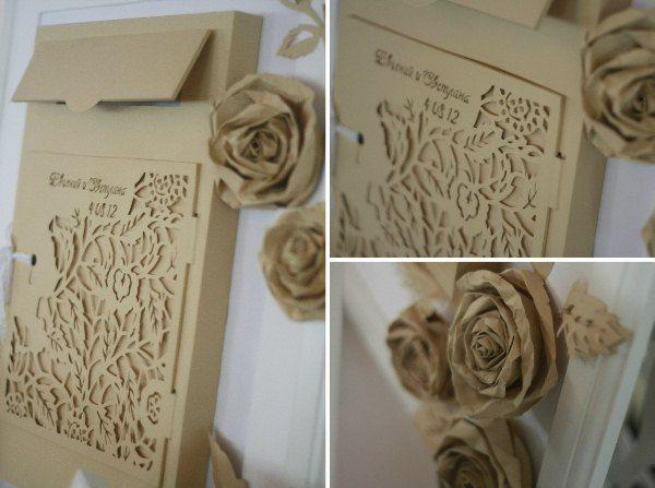 ящик для пожеланий на свадьбу