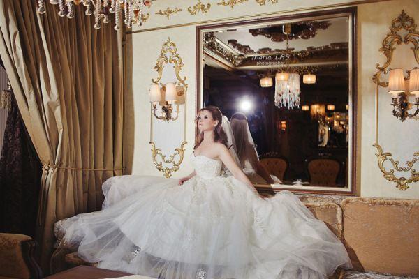 образ невесты классическая свадьба