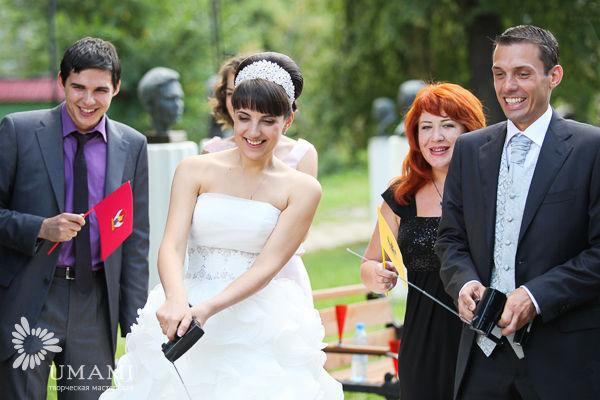 образ невесты на тематической свадьбе