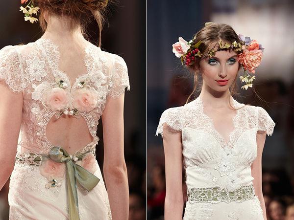 коллекция свадебных платьев 2013