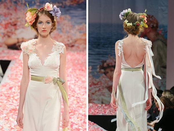 свадебные платья от дизайнера коллекция 2013