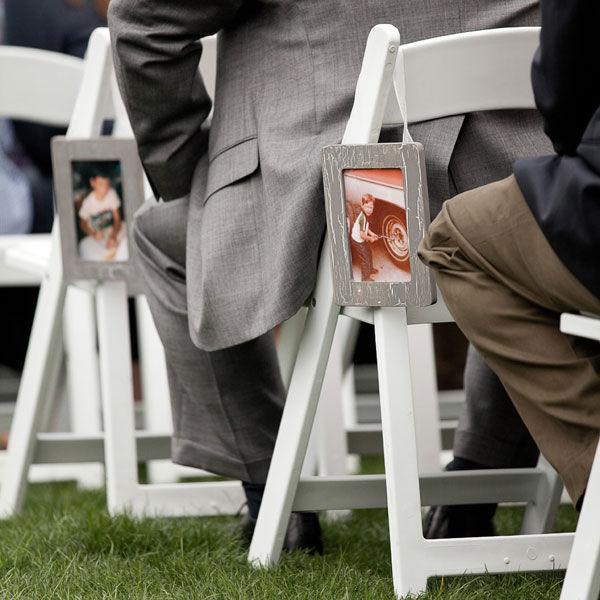 оформление свадьбы фотографиями