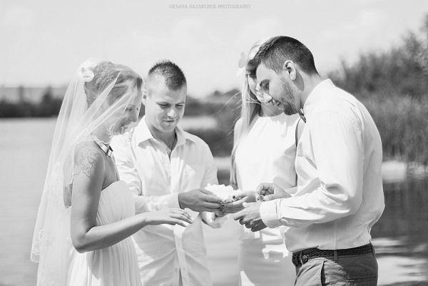 выездная регистрация свадьбы летом