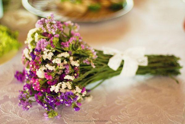 букет невесты на летней свадьбе