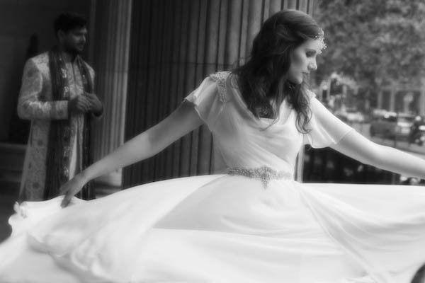 английские свадебные платья