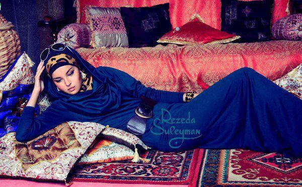 свадебные платья мусульманская мода