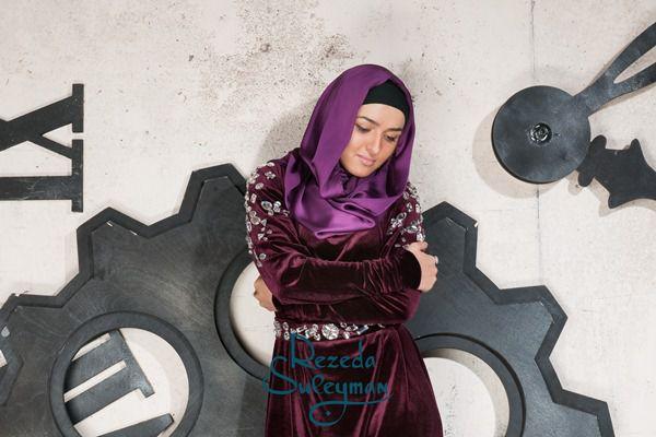 платья мусульманская мода
