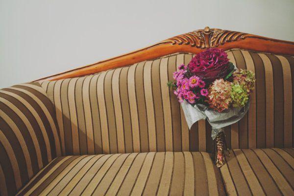 букет невесты на девичника