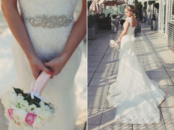 образ невесты шебби шик