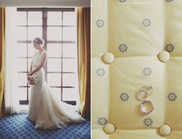 образ невесты в стиле шебби шик
