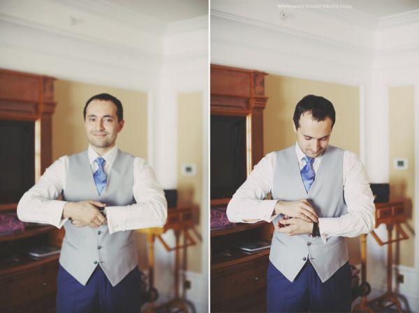 образ жениха на весенней свадьбе
