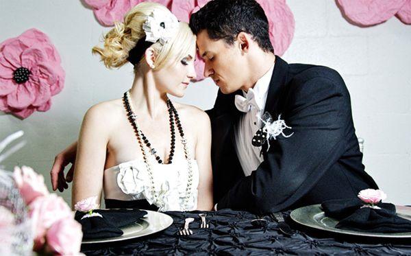 креативная свадьба