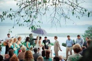 выездная церемония свадьбы на море