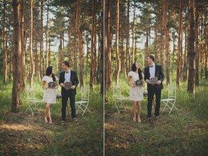 свадьба весной декор в стиле рустик и шебби-шик