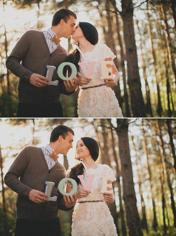 свадьба весной фотосессия