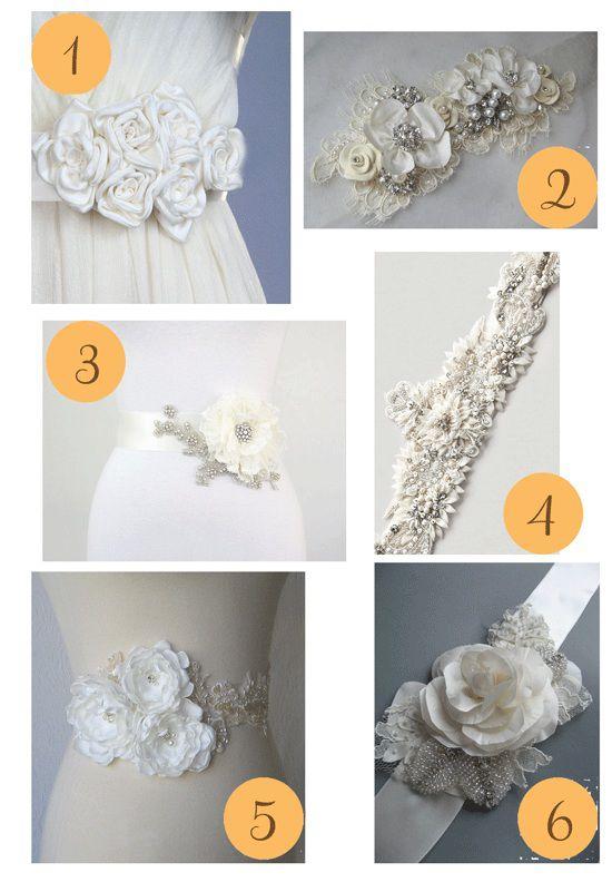 Аксессуар невесты