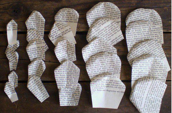 сделать красивый цветок из бумаги