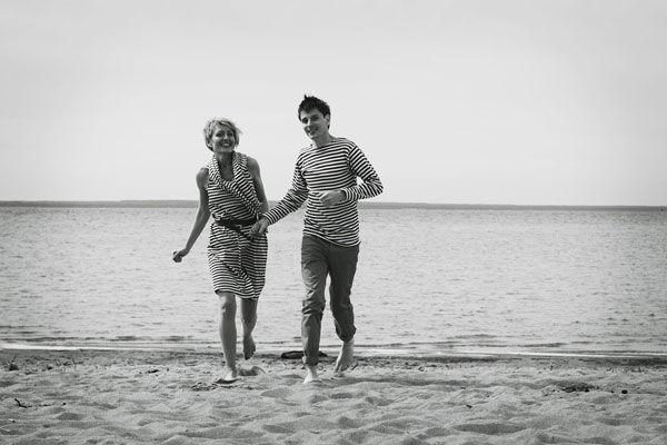 фотосессия на берегу моря
