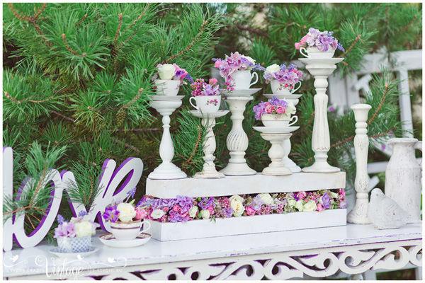 оформление свадьбы во французском стиле