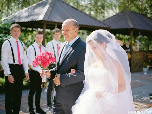 летняя свадьба в Курске