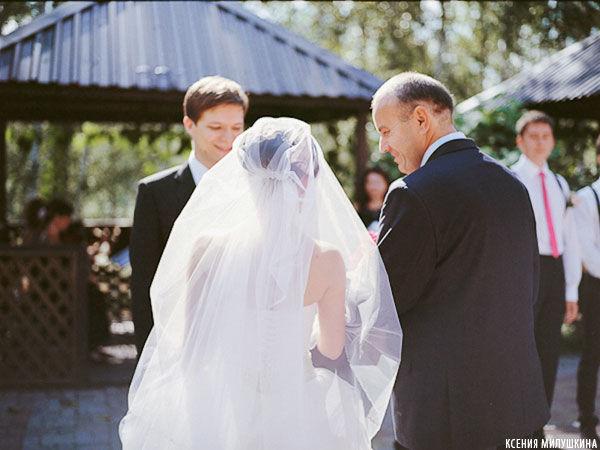 свадьба летом выездная регистрация