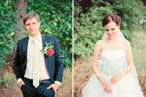 свадьба летом в Курске