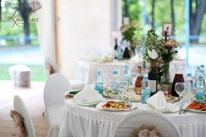 оформление столов на свадьбе