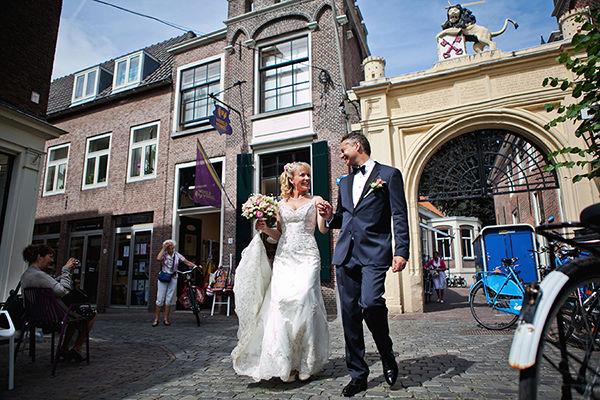 свадебная фотосессия в Голандии